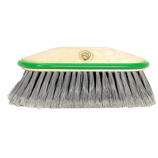 DQB 10 In. Rectangle Flagged Synthetic Window Brush